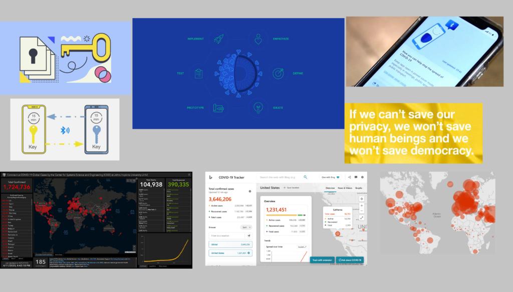 Covid19 Hackathon Mood Board